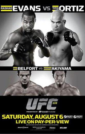 UFC 133 - Image: UFC133 New