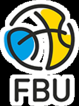 Ukraine national basketball team - Image: Ukrainian Basketball logo