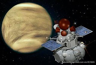 Venera-D A proposed Russian lander to Venus