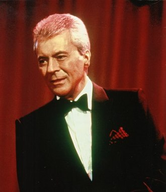 Vic Fontaine - A season 7 promotional image of James Darren as Vic Fontaine