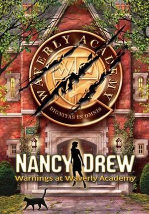 Nancy Drew: Warnings at Waverly Academy - Image: WAC wallpaper 3