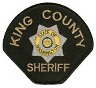 King County Sheriff's Office - Image: WA King County Sheriff