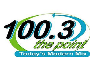 WFFG-FM - Final WKBE logo under Modern AC format, 2006–2013