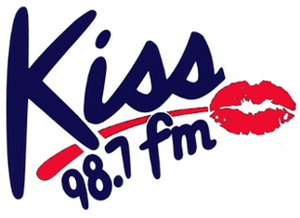 WEPN-FM - WRKS logo from 1981 to 1994