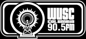 WUSC-FM - Image: WUSC 90.5FM logo
