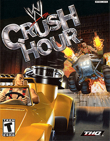 Wwe Crush Hour Wikipedia