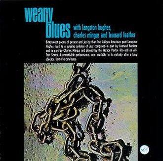 Weary Blues (album) - Image: Weary Blues (album)