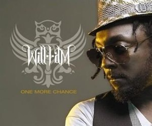 One More Chance (will.i.am song) - Image: Will.I.Am One More Chance