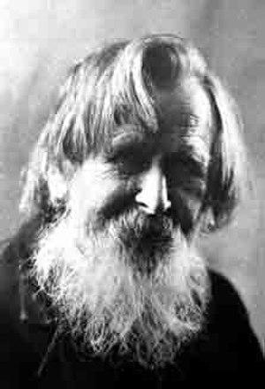William Caparne - William Caparne in later life