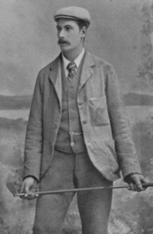 William Auchterlonie - Image: Willie Auchterlonie c. 1897