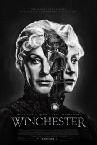 Winchester (film) - Theatrical release poster
