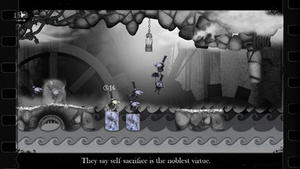 The Misadventures of P.B. Winterbottom - P.B. Winterbottom features 2D gameplay and a unique art style.