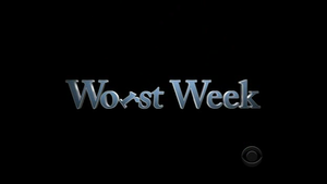 Worst Week - Image: Worst week intertitle