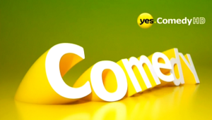 Yes Comedy - Image: Yes Comedy logo