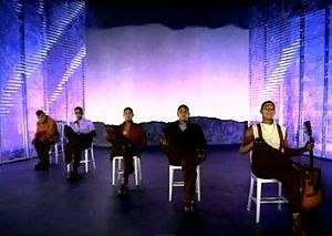 You Make Me Wanna... - Clones of Usher appear in the music video.