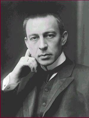 Belyayev circle - Sergei Rachmaninoff
