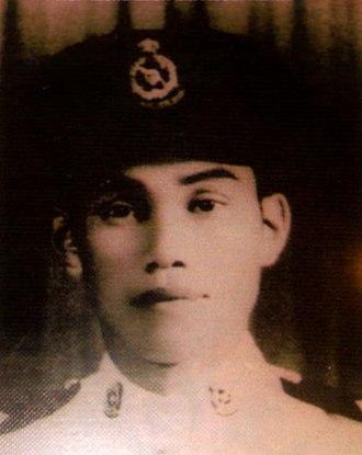 Mohd Zabri Abdul Hamid - Image: Zabri