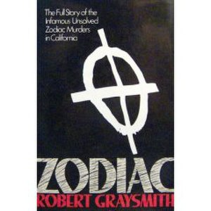 Zodiac (true crime book) - Book cover