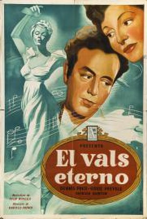 The Dancing Years (film) - Argentine poster