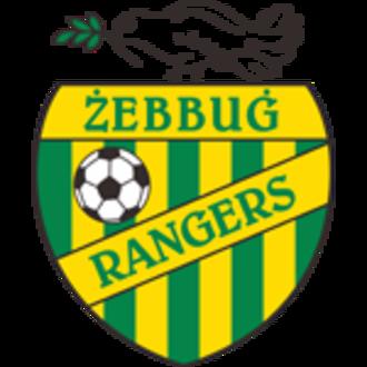 Żebbuġ Rangers F.C. - Image: Żebbuġ Rangers F.C. logo