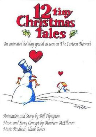 12 Tiny Christmas Tales - Promotional poster for TV special