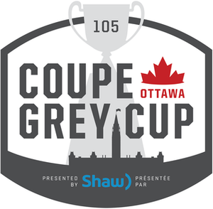105th Grey Cup - Image: 2017 Grey Cup