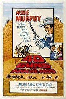 <i>40 Guns to Apache Pass</i> 1967 film by William Witney