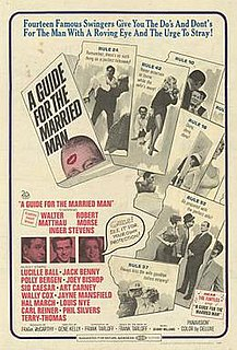 <i>A Guide for the Married Man</i> 1967 film by Gene Kelly