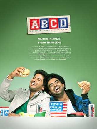 ABCD: American-Born Confused Desi - Theatrical-release poster