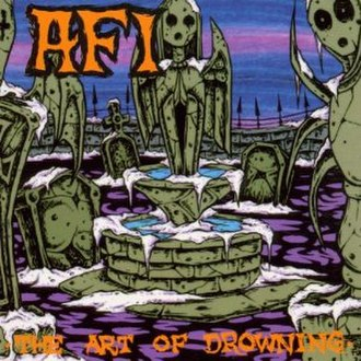 The Art of Drowning (album) - Image: AFI The Art of Drowning cover
