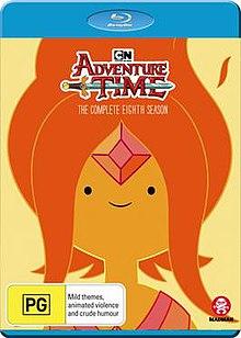 Adventure Time (season 8) - Wikipedia