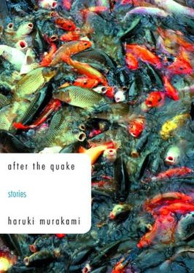 Picture of a book: After The Quake
