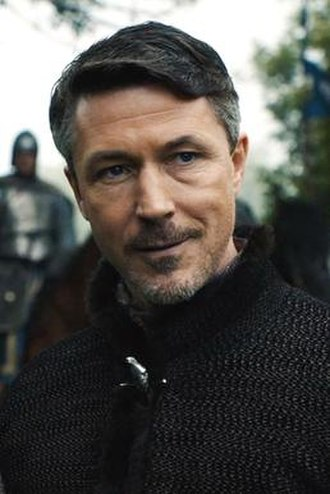 Petyr Baelish - Aidan Gillen as Petyr Baelish