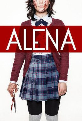 Alena (2015 film) - Theatrical poster