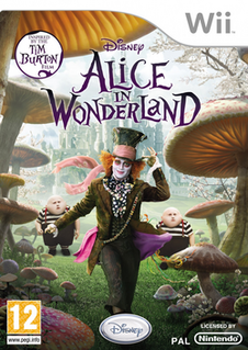 <i>Alice in Wonderland</i> (2010 video game)