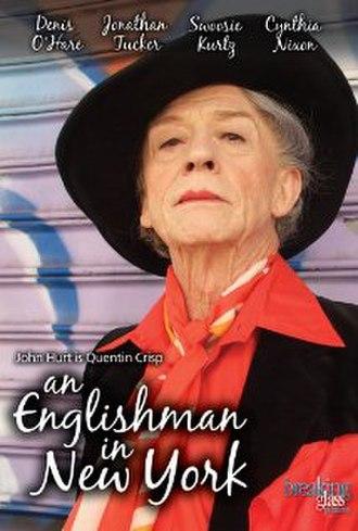 An Englishman in New York (film) - Image: An englishman in new york film poster