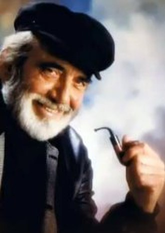 Antonio Ferrandis - Antonio Ferrandis as Chanquete, 1981