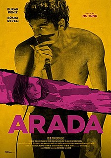 <i>Arada</i> (film) 2018 Turkish film