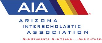 Arizona Interscholastic Association - Image: Arizona Interscholastic Association Logo