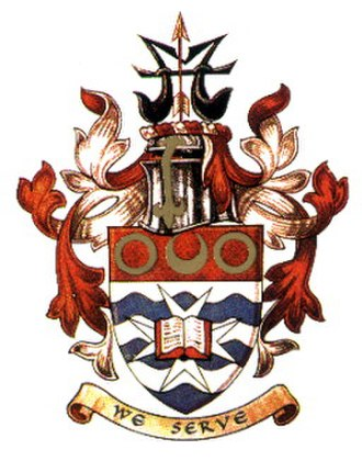 London Borough of Islington - Image: Arms islington lb