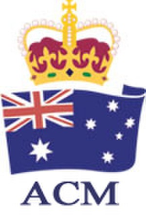 Australians for Constitutional Monarchy - Image: Australians for Constitutional Monarchy (emblem)