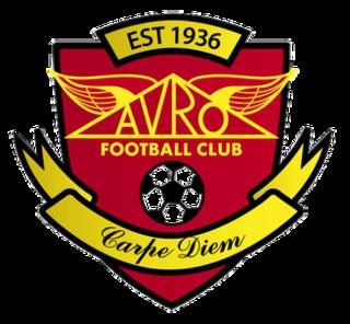 Avro F.C. Association football club in England