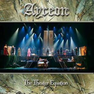 The Theater Equation - Image: Ayreon theatre equation
