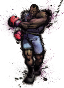 Balrog do ストリートファイター Sutorīto Faitā (Street Fighter)
