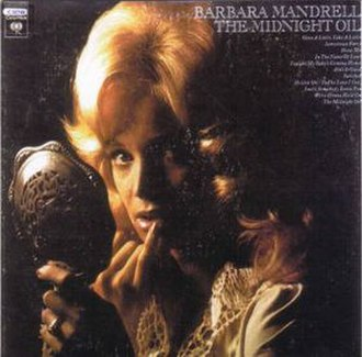 The Midnight Oil - Image: Barbara Mandrell The Midnight Oil