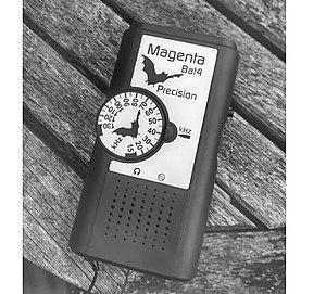 Bat detector - A bat detector
