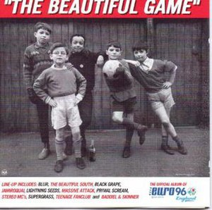 The Beautiful Game (compilation album) - Image: Beautiful Game