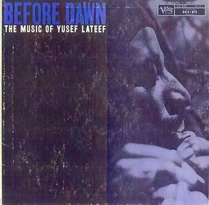 Before Dawn: The Music of Yusef Lateef - Image: Before Dawn The Music of Yusef Lateef