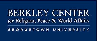 Berkley Center for Religion, Peace, and World Affairs - Logo of the Berkley Center for Religion, Peace, and World Affairs at Georgetown University