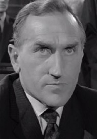 Bernard Archard - Bernard Archard in 1962